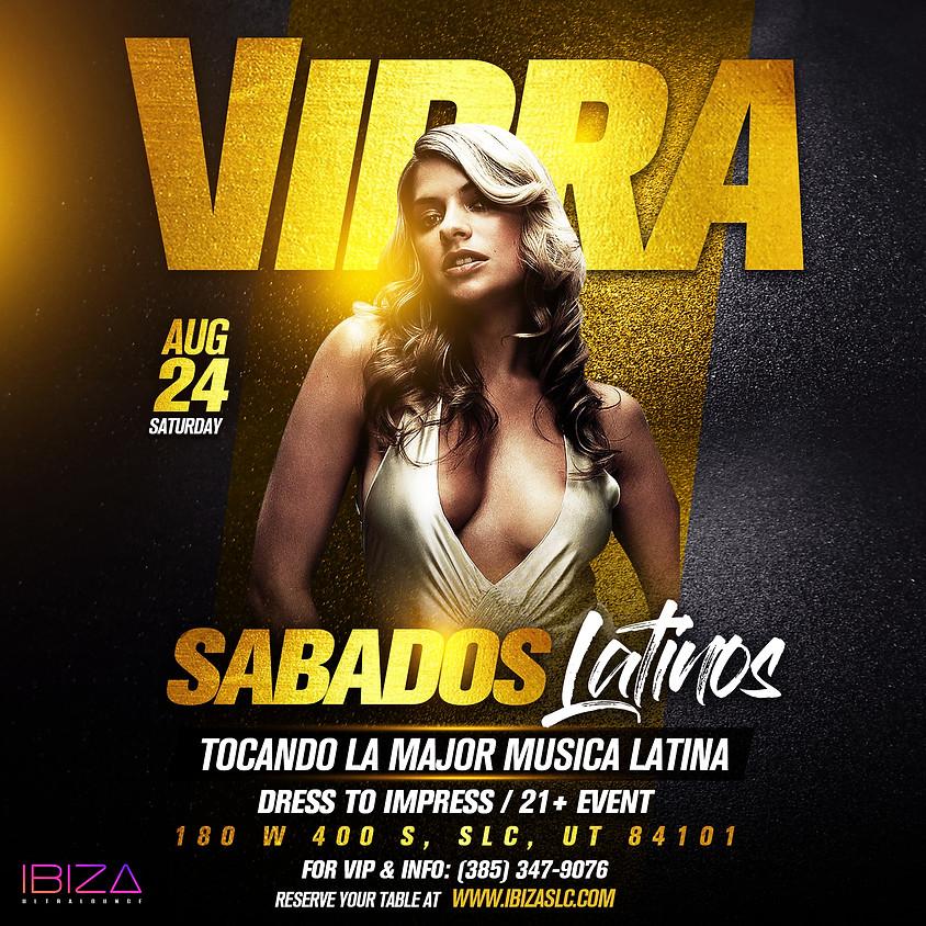 Vibra Sabados Latinos