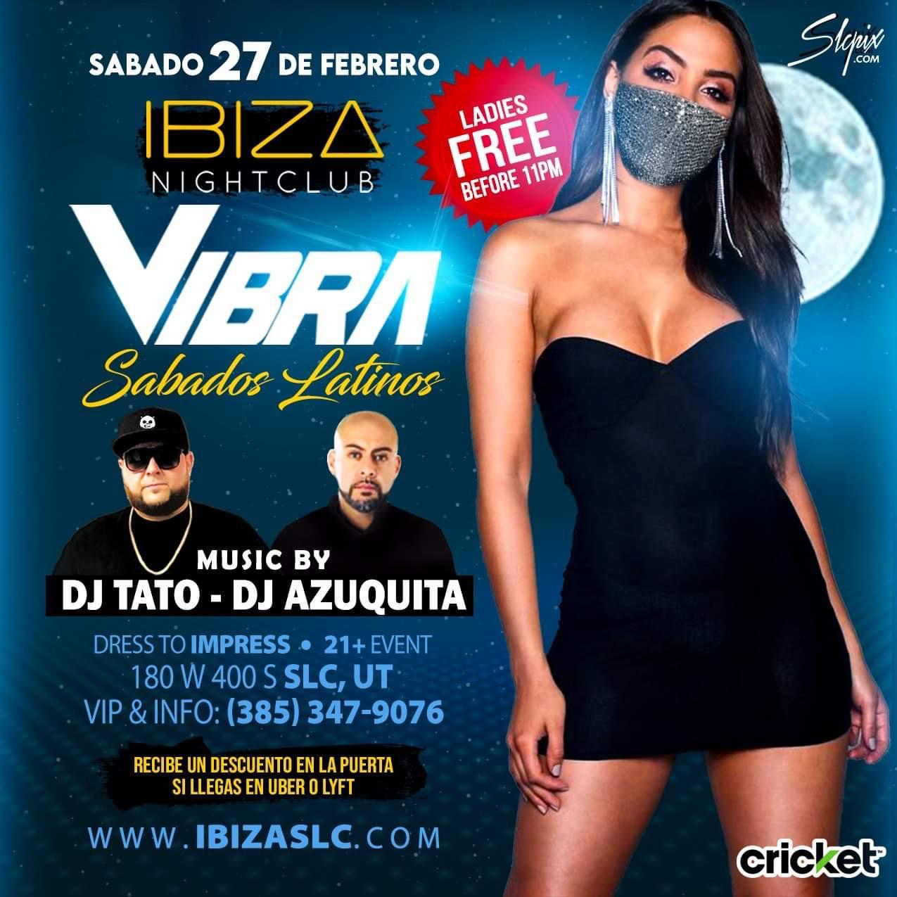 Vibra Sabados Latinos 2-27-21