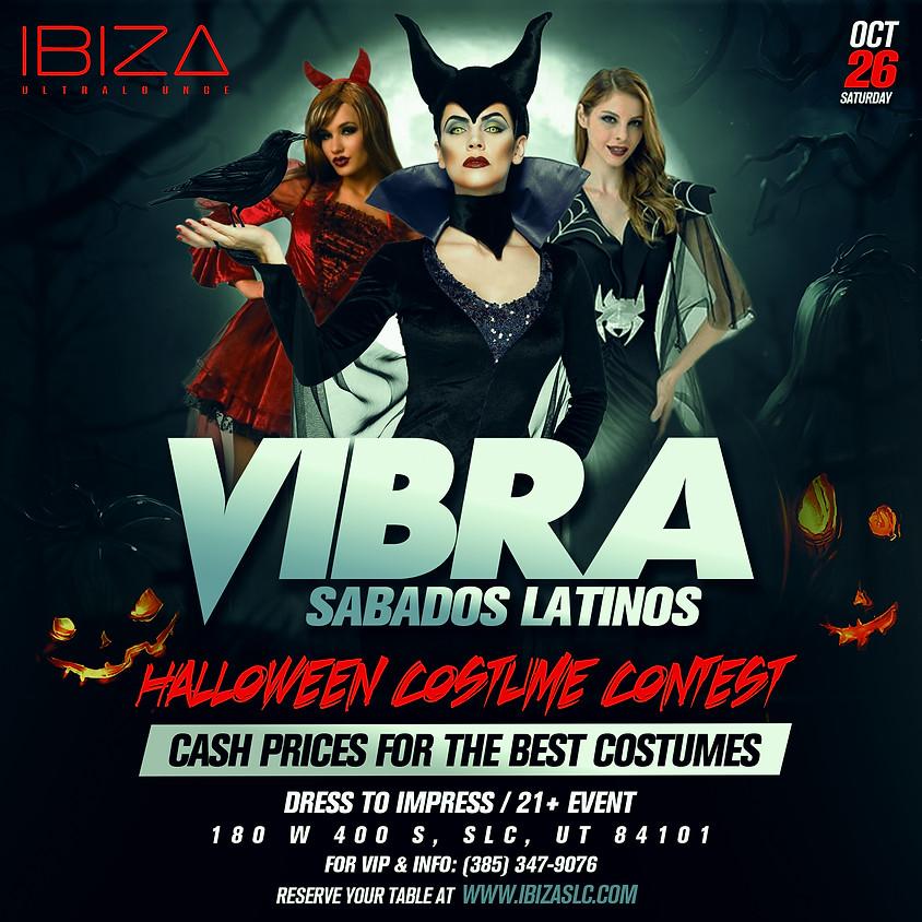 Vibra Sabados Latinos - Halloween Costume Contest!