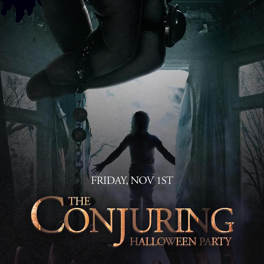 The Conjuring Theme Party- @ibizaslc