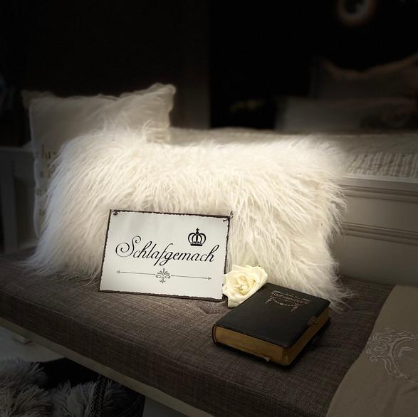 Schlafzimmer Romantik