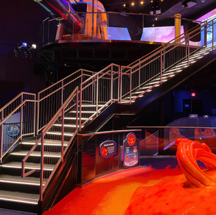 Planet Play Stairs