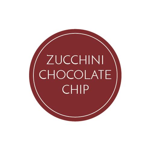 Zucchini Chocolate Chip Bread
