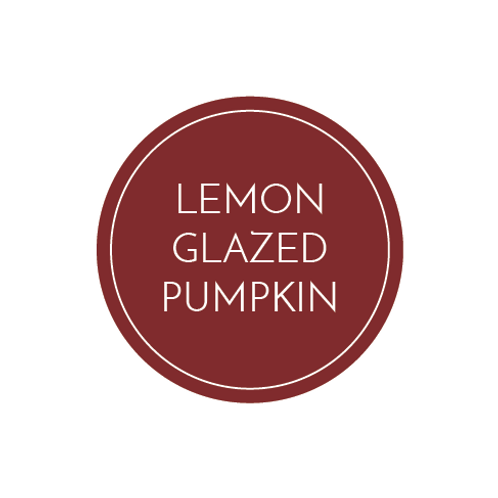 Lemon Glazed Pumpkin