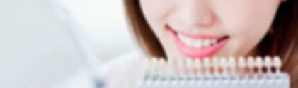 close up of beauty woman smile to you wi