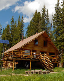 Tenth Mountain Hut