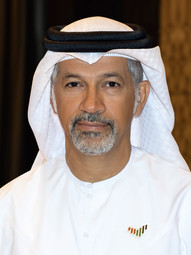 Mr.Ali Ahmed Alnaqbi, Founding & Executive Chairman Middle East & North Africa Business Aviation Association (MEBAA)