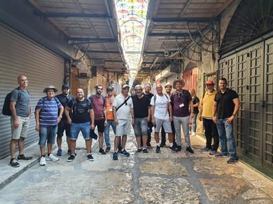 סיור מטריף על גגות ירושלים
