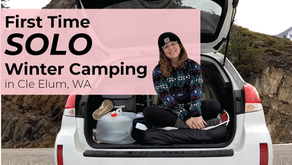 A few lessons I learned from my first winter camping adventure