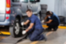 Car Tyre Change