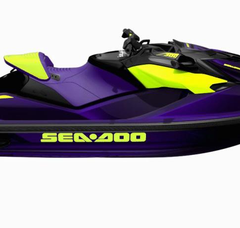 RXP X RS 300 Purple