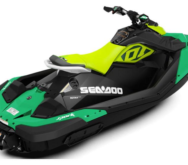 2021 Sea-Doo Spark Trixx 2up