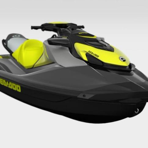 2021 Sea-Doo GTR