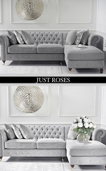 How would a flower arrangement look in my living room