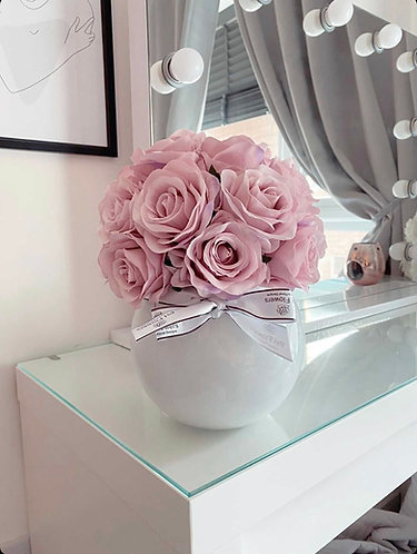 Rose Dome - Light Pink