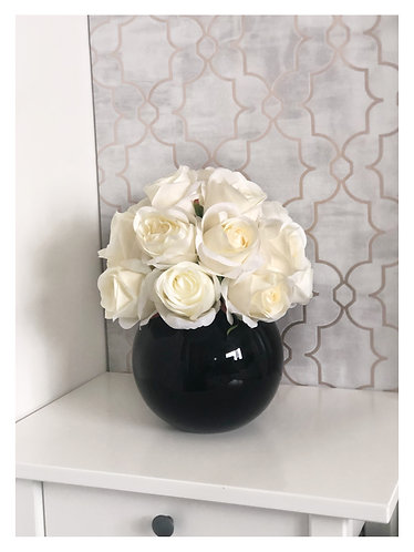 Rose Dome - Ivory