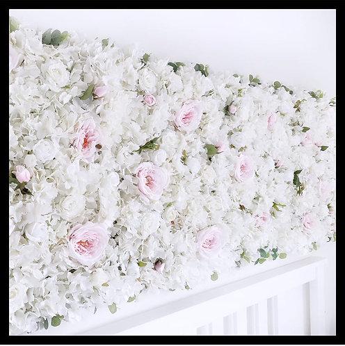 Bespoke Luxury Flower Wall