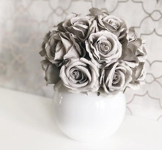 Rose Dome - Grey
