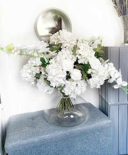 Hydrangeas Roses &Orchids