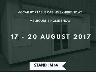 Melbourne Home Show 17-20 August 2017