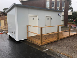 Portables Toilet Shower Rooms