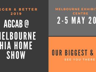 AGCAB & HIA Melbourne Home Show 2019