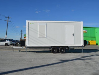 Fully Mobile Office / Showroom/ Business!