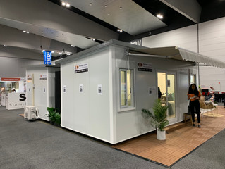 6x3 VECTRA Portable @ HIA Melbourne Home Show May 2019!