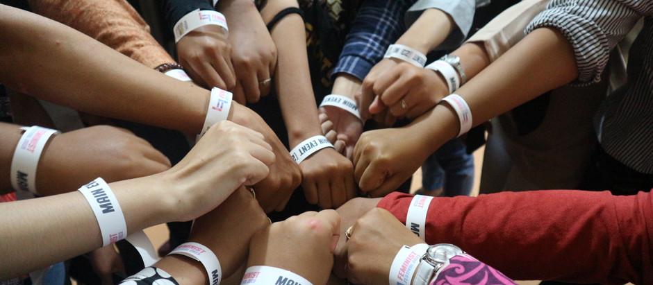 Pelatihan Gerakan dan Komunitas bagi Women's March Indonesia