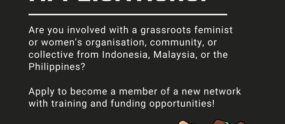 Introducing: ASEAN grassroots feminist network