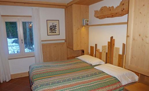 Eolo - particolare seconda camera a 2 letti