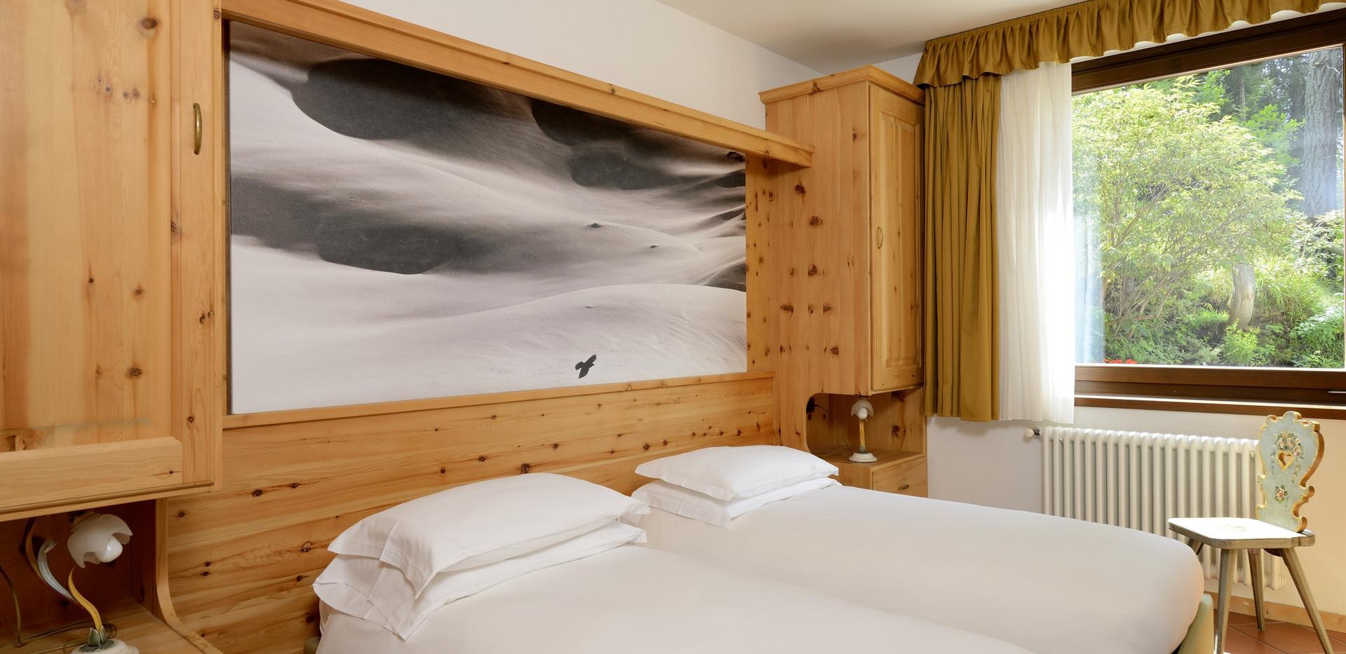Eco - seconda camera a 2 letti