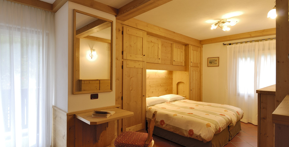 Dafni - Camera da letto matrimoniale