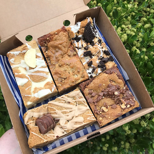 Cookie Bar Postal Box