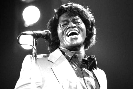The Godfather of Soul - James Brown