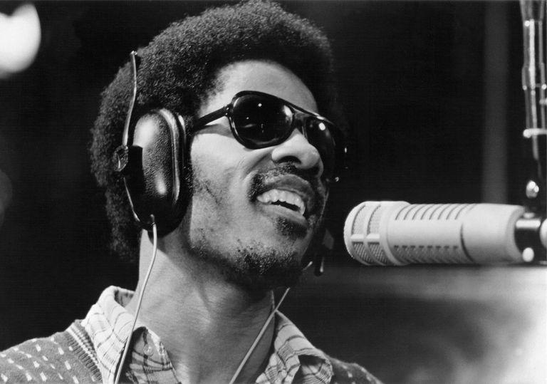 The Music Master - Stevie Wonder