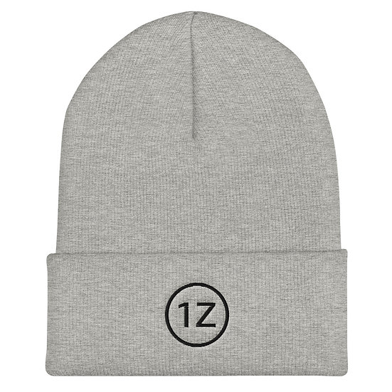 1Z Pro: Heather Grey Beanie