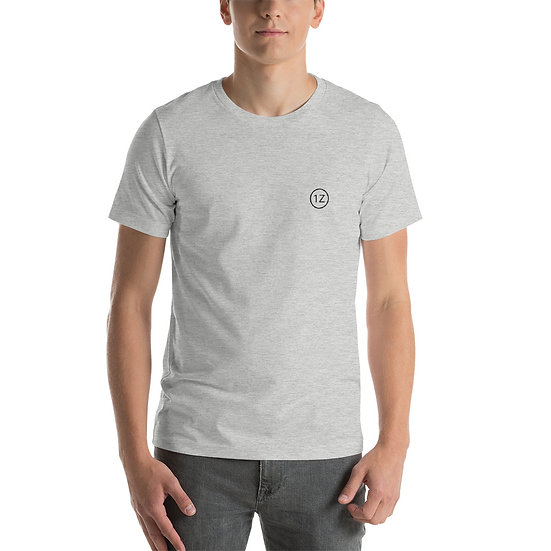 1Z Pro Tee: Light Heather Grey