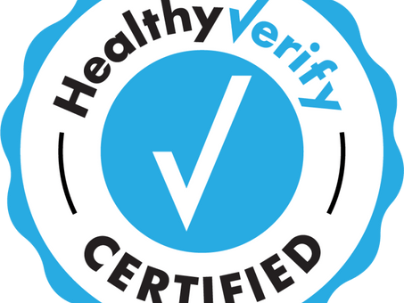 MVT Earns Healthy Verification Certification