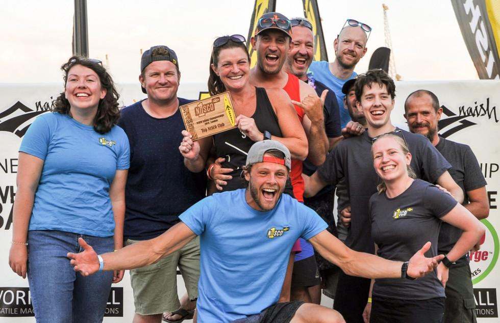 Casper Steinfath and Team Saltwalk