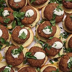 Falafel Sliders