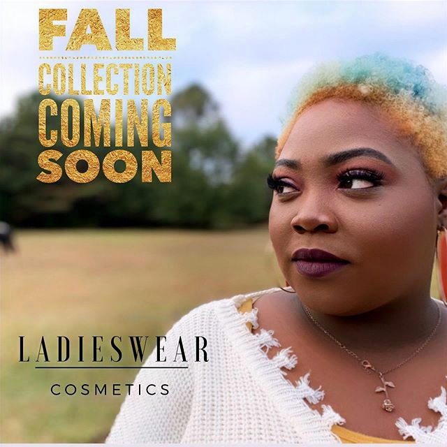 LadiesWear's Fall Into Beauty Collection