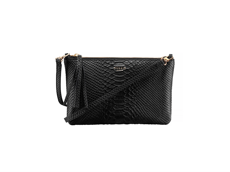 CIAO PICCOLA embossed leather