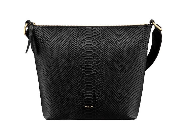 KIARA embossed leather