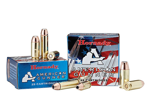 Hornady 90324 American Gunner 38 Special 125 gr XTP Hollow Point 25/Box