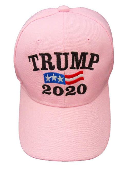 Trump 2020 Cap - Pink