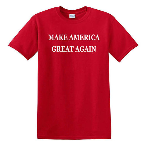 Make America Great Again T-Shirt - Red