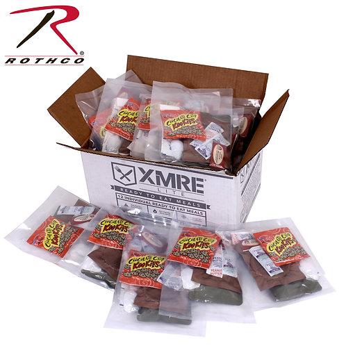 XMRE Lite Complete Meals