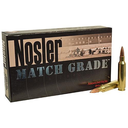 Nosler 60016 Match Grade 22 Nosler 77 gr Custom Competition 20/Box