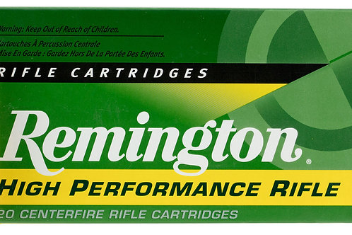Remington Ammunition High Performance 243 Winchester 80 GR PSP 20/Box